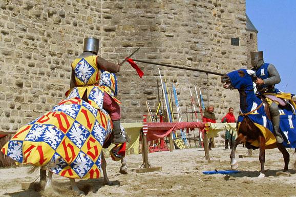 cavallo medioevo