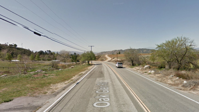 Cavallo muore in un incidente a Yucaipa in California