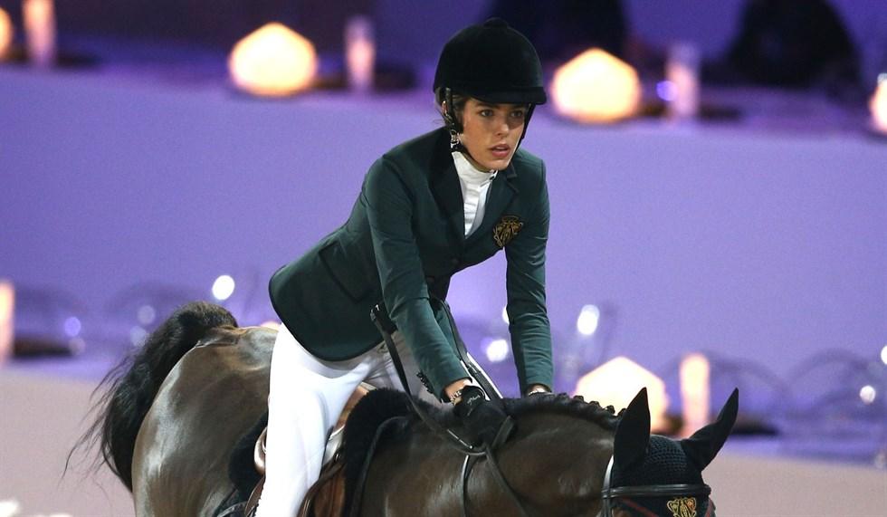Charlotte Casiraghi D iNuovo A Cavallo