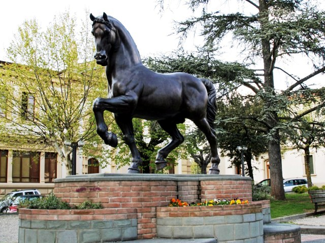 Un cavallo di da Vinci per Expo 2015