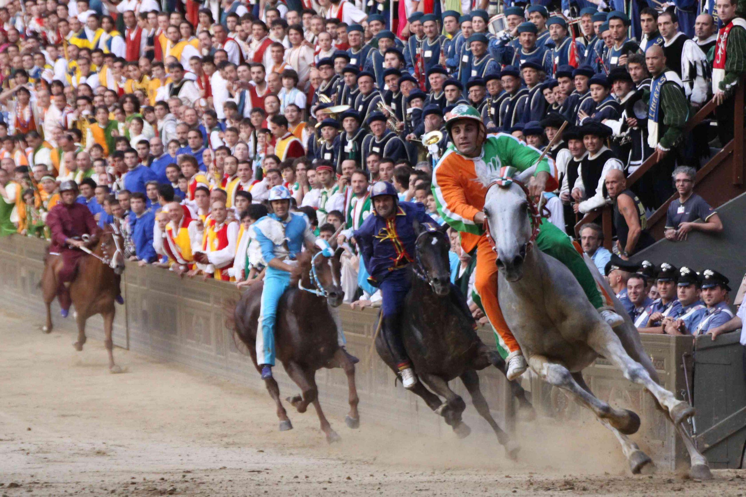 Incontro a tre per il nuovo Protocollo 2015 dei cavalli da Palio