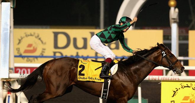 Just a Way, cavallo nipponico: il miglio purosangue della passata stagione