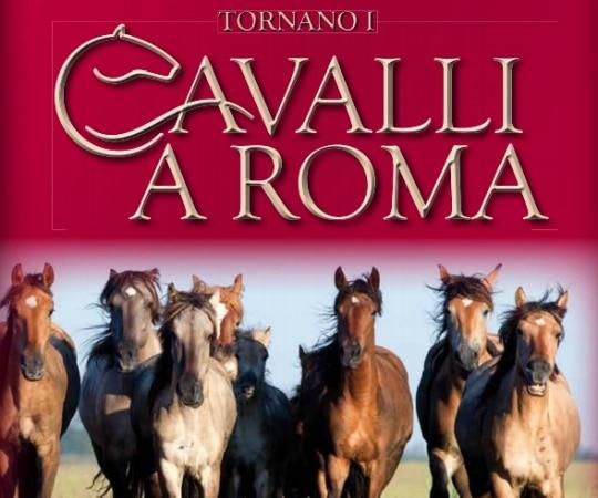 """Cavalli a Roma"" torna per l'edizione 2015"
