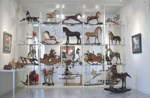 Week end di festa al Museo del Cavallo Giocattolo