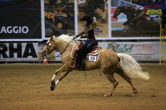Ultimo salone del cavallo americano per Reggio Emilia