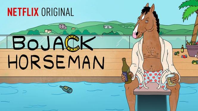 BoJack Horseman, una nuova serie animata irriverente